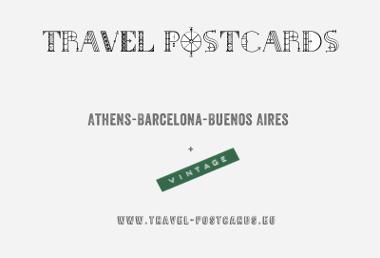 Travel Postacards
