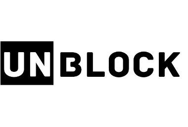 unblock logo designed by Epicurus Garden